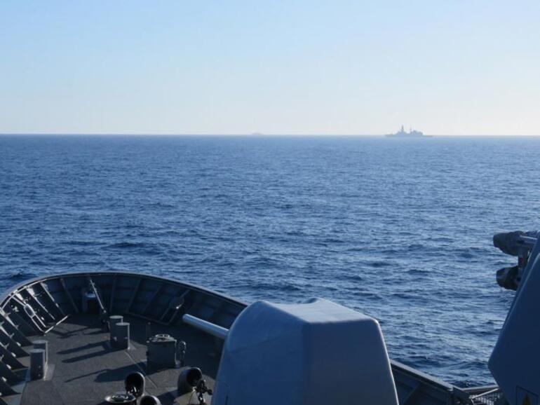 İyon Denizi'nde düşen Kanada askeri helikopterinde 1 asker öldü, 5 asker kayıp