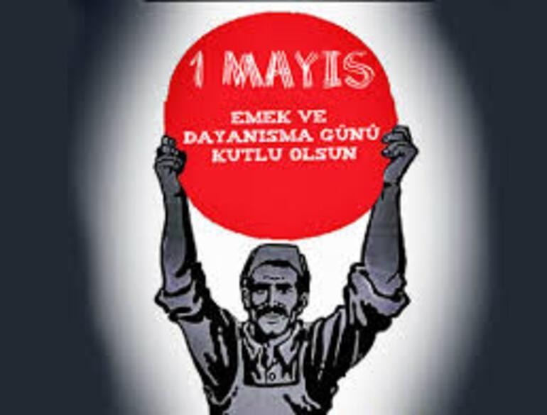 1 Mayıs İşçi Bayramı görselleri 1 Mayıs resimli mesajları-sözleri İşçi ve Emekçi Bayramı kutlama mesajları...