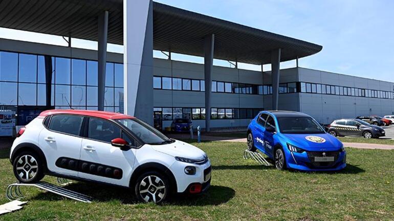Fransada otomobil satışlarında sert düşüş