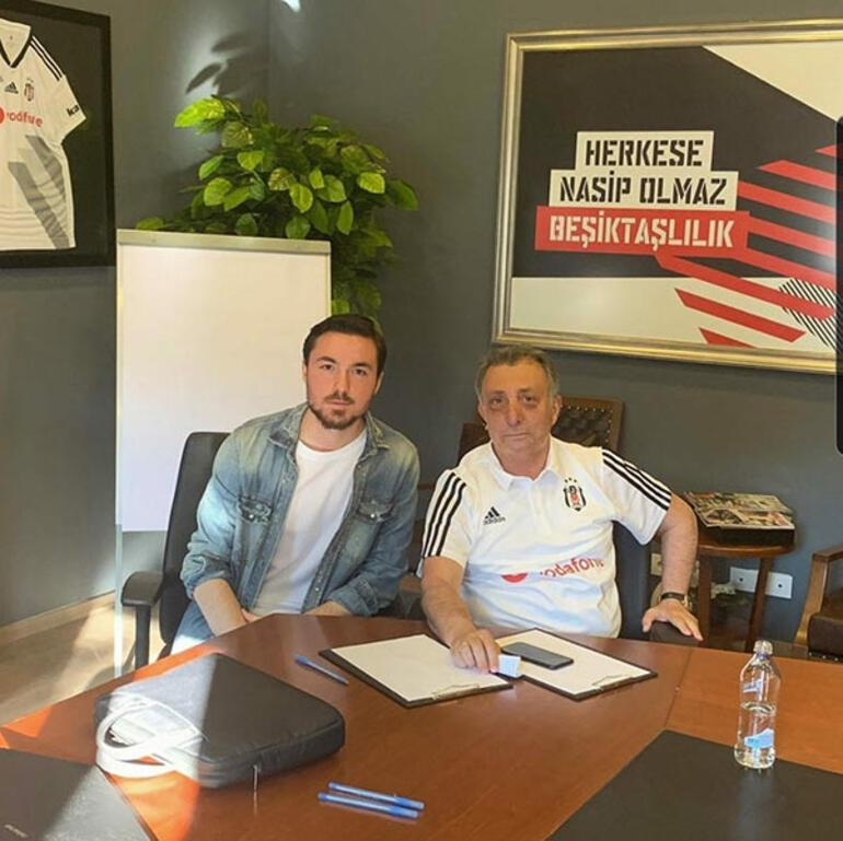 Beşiktaşta Oğuzhan Aydoğan neden oynatılmadı Çebi peşine düştü...