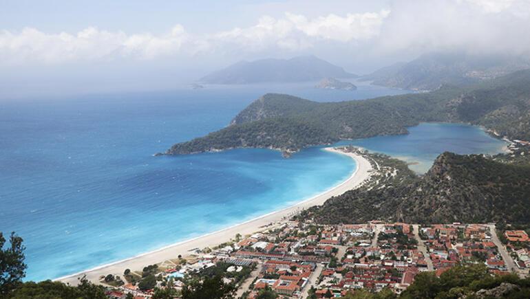 Turizm merkezlerinde sessizlik devam ediyor