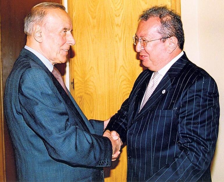 Haydar Aliyev'i hatırlamak
