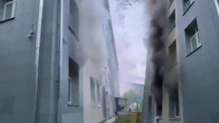 Son dakika haberleri: Canlı blog   Felaket Corona virüs hastanesinde yangın çıktı...