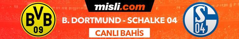 Bundesliga geri dönüyor Heyecan tek maç ve canlı bahisle Misli.comda...