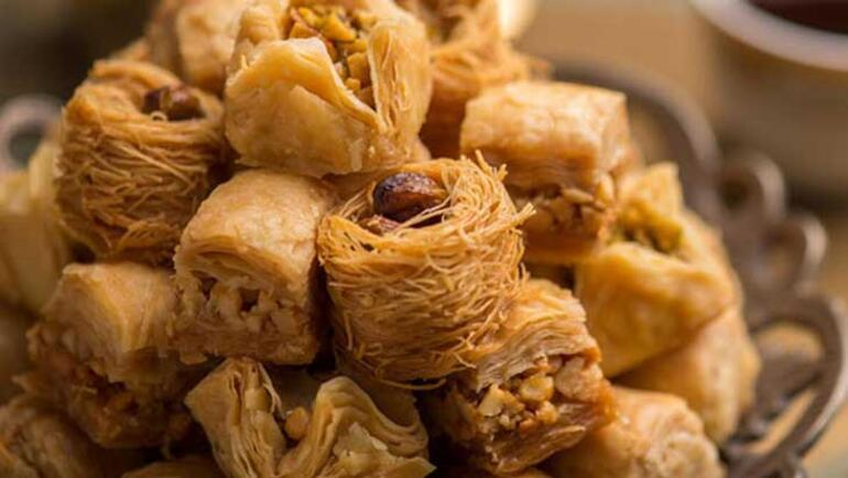 Günün iftar menüsü: 20.gün