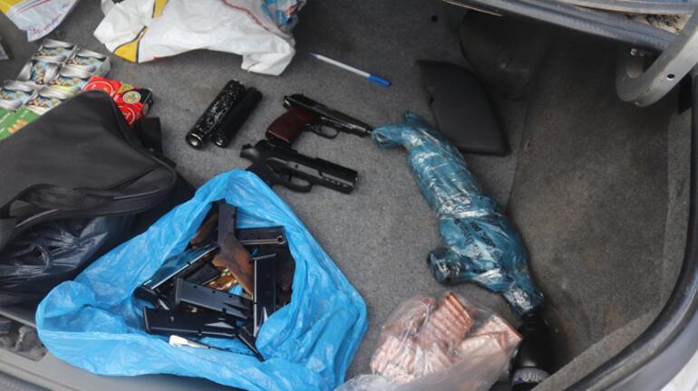 Son dakika haberi I Bahis çetesi silahlandı 7 kişi yakalandı