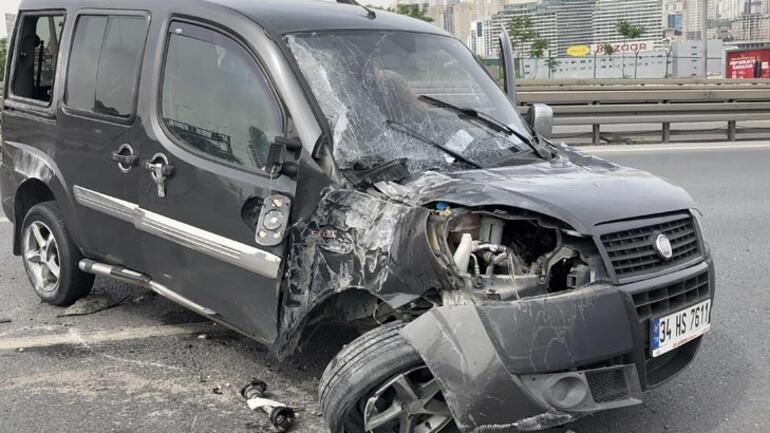 Kaza yapan gençlere araç sahibi babadan ikinci şoke