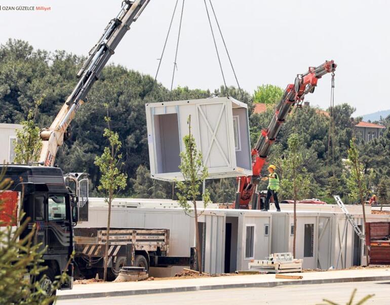 Hastane inşaatında sona yaklaşıldı