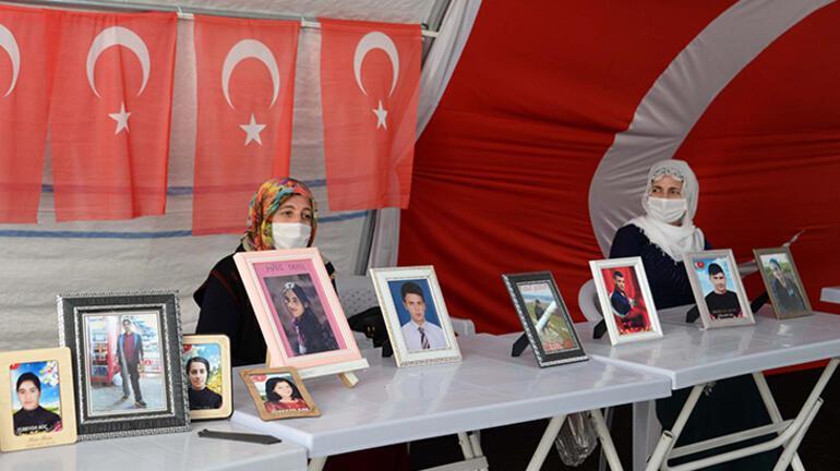 HDP önündeki eylemde 259uncu gün