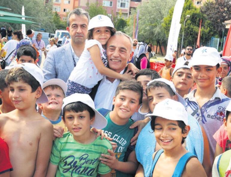Başkan Çebi: Mutlu günler çok yakında