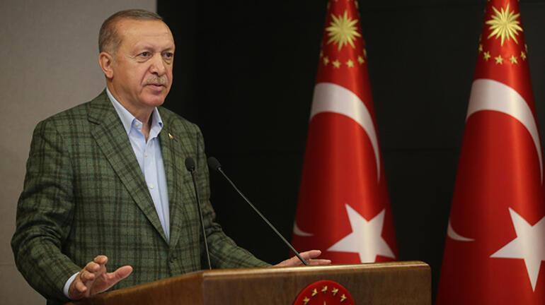 Son dakika haber: 70 yıllık rüya gerçek oldu Cumhurbaşkanı Erdoğan: En Güzel cevap bu eser