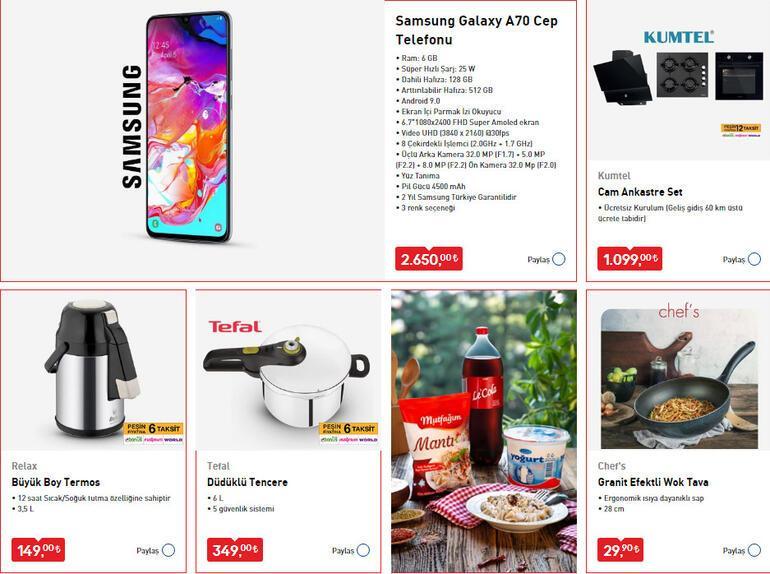 BİM aktüel ürünler kataloğu 20 Mayıs Çarşamba BİM 20 Mayıs aktüel ürünler kataloğunda bugün hangi ürünler var