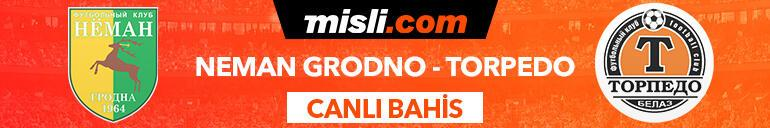 Neman - Zhodino maçı Canlı Bahis ve Tek Maç seçenekleriyle Misli.com'da