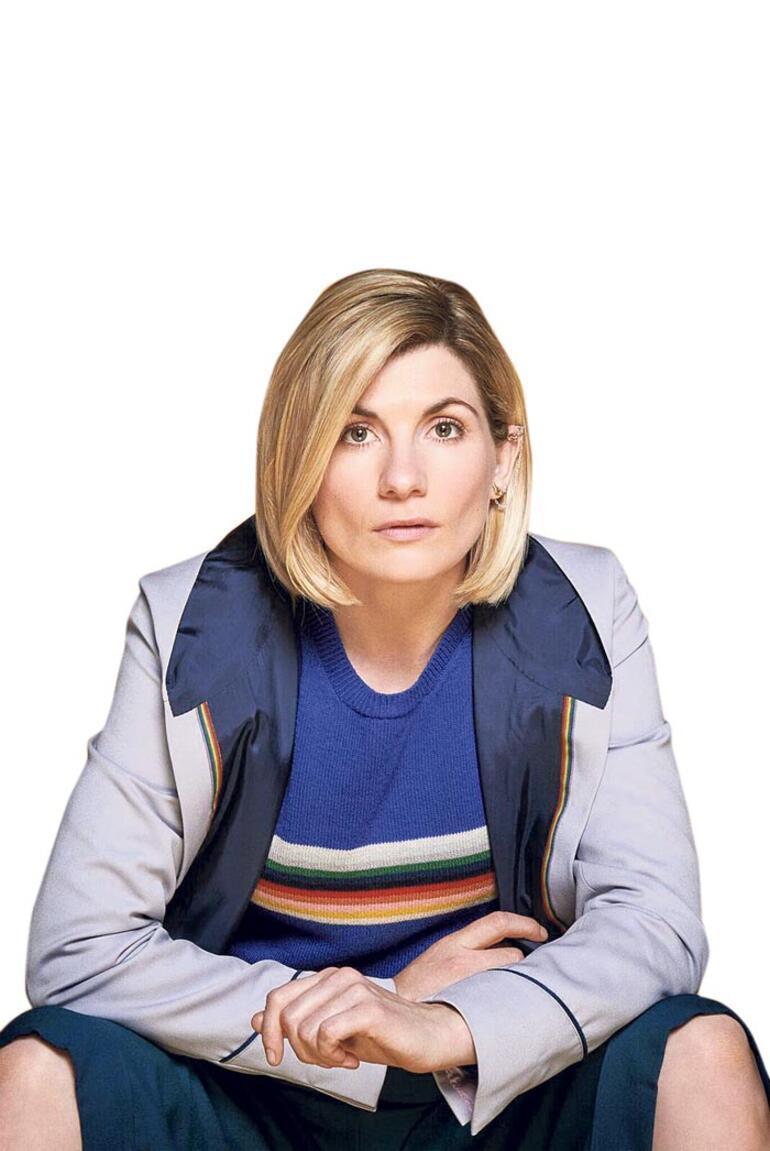 Dr. Who'nun tarihini değiştiren kadın