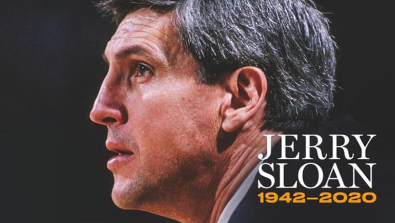 Efsane koç Jerry Sloan hayatını kaybetti