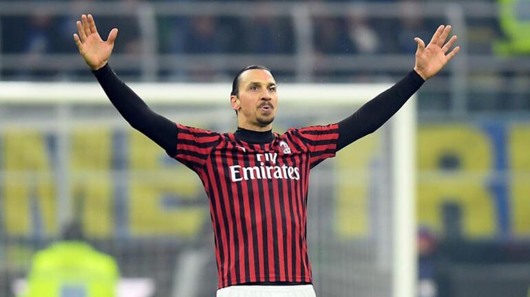 Milan: İbrahimovicin aşil tendonu mükemmel şekilde sağlam