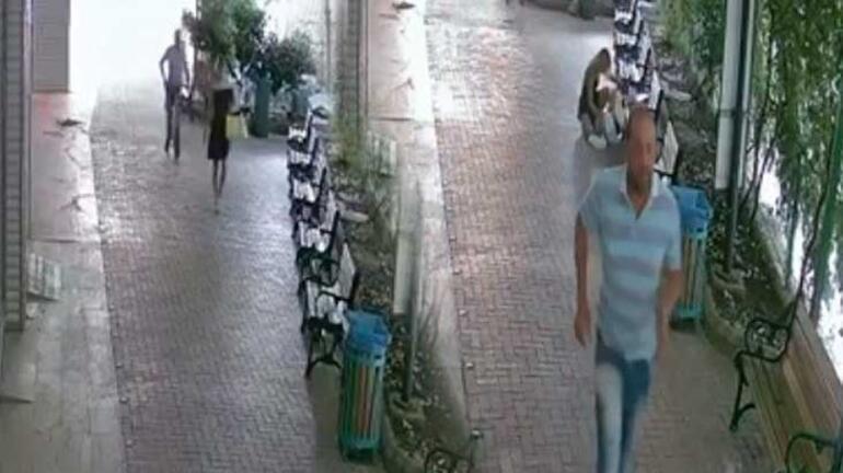 Son dakika haberi I Aydında banka müdürü kadın sokak ortasında dayak yedi