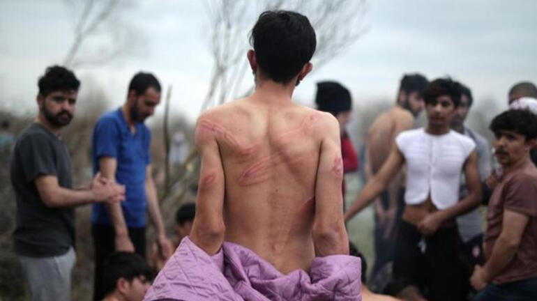 Son dakika... Dışişlerinden Yunanistana göçmen tepkisi: Utanç verici