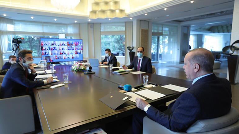 Son dakika I Cumhurbaşkanlığı Kabine Toplantısı başladı