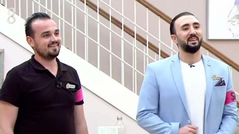Lezzet Düşkünleri yarışmacıları kimler TV8de yayınlanan yeni yemek yarışması Lezzet Düşkünleri takımları ve yarışmacıları...