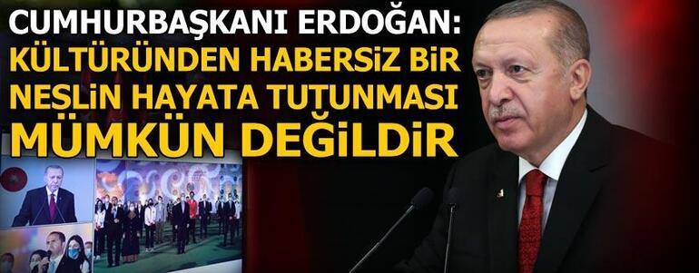 Ayasofyada Fetih Suresi okundu Cumhurbaşkanı Erdoğan: Gençlerimize ecdatları Fatihe layık bir Türkiye bırakacağız