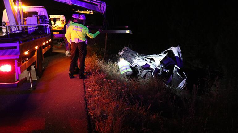 Feci kaza 26 yaşındaki öğretmen hayatını kaybetti
