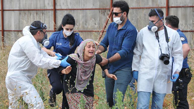 Antalyada korkunç olay Öyle görünce yıkıldı