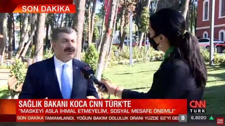 Türkiyede salgın ne zaman bitecek Bakan Kocadan flaş açıklama