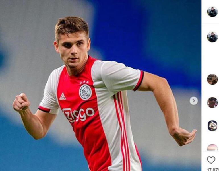 Belçika basını duyurdu Galatasaray, Razvan Marini istiyor