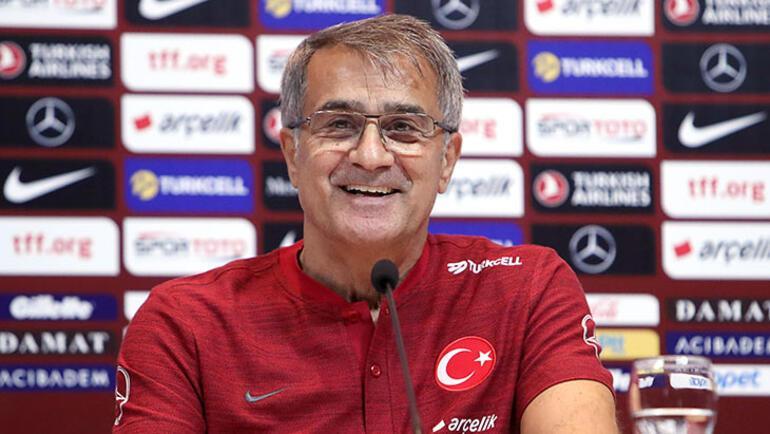 Şenol Güneşten teşekkür mesajı ve Süper Lig açıklaması