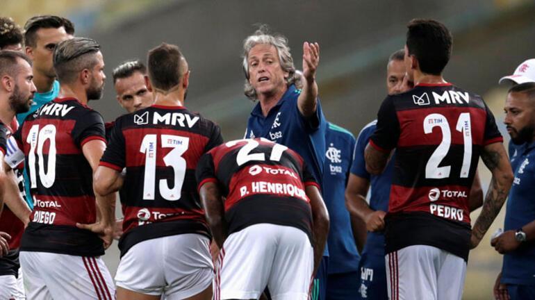 Fenerbahçe ile adı geçiyordu Jorge Jesus kararını verdi...