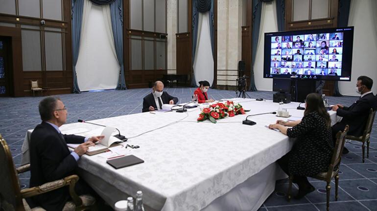 Son dakika I Cumhurbaşkanı Yardımcısı Oktaydan yerli sanayi açıklaması