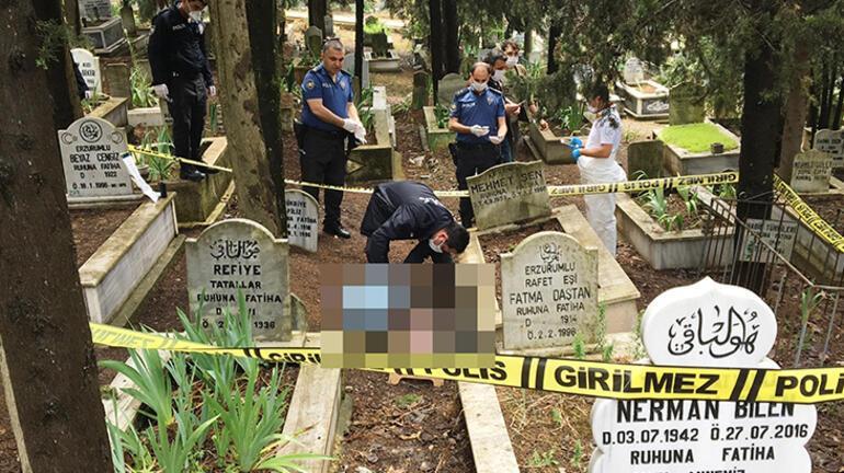 Son dakika I Bursada doktor babasının mezarı başında intihar etti