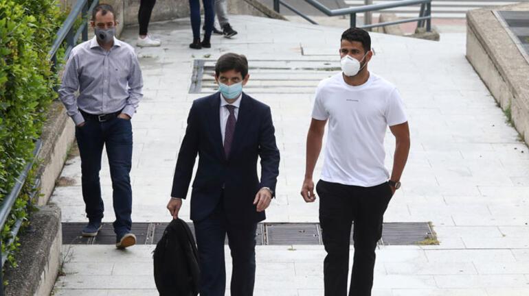 Diego Costaya vergi kaçırmaktan 6 ay hapis cezası