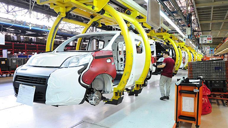 Otomotivde milyar dolarlık ihracat