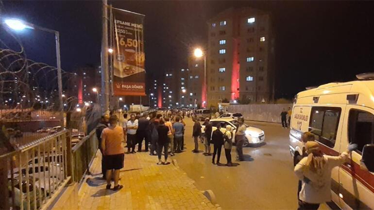 İstanbulda hareketli dakikalar Rastgele ateş açtı, 7 yaralı var