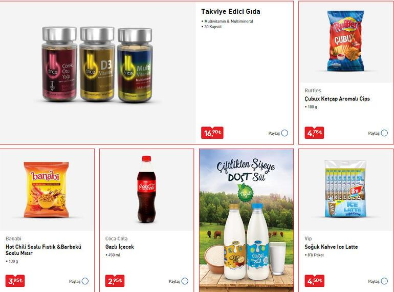 BİMde bugün hangi indirimli ürünler satışa çıkıyor 9 Haziran BİM saat kaçta açılıyor/kapanıyor