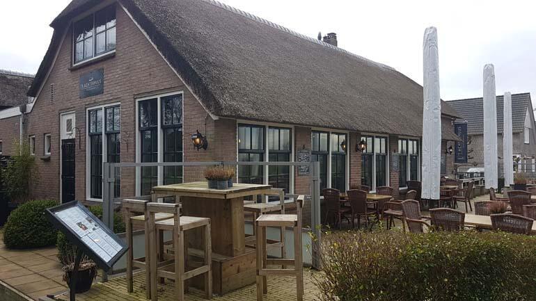 Yılda 1,5 milyon turist ağırlayan huzur ülkesinin başkenti;Giethoorn