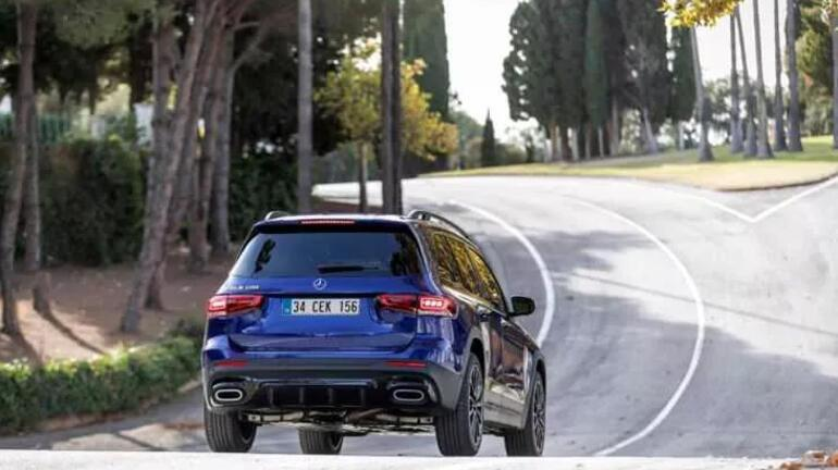Mercedes 2020 GLB Türkiyede
