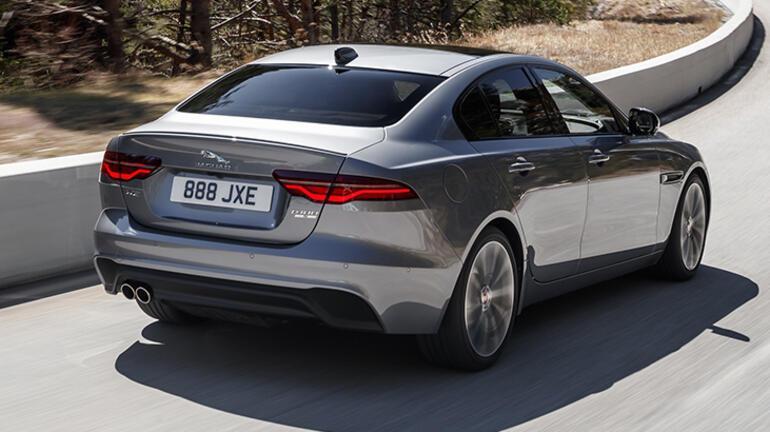 Yeni Jaguar XE Türkiye'de