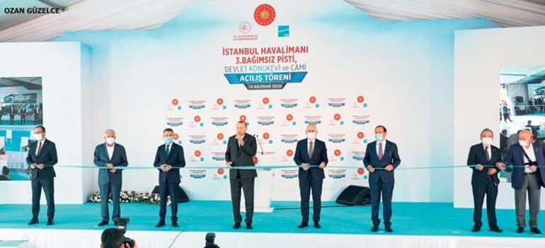 Bu pist Türkiye'yi geleceğe uçuracak