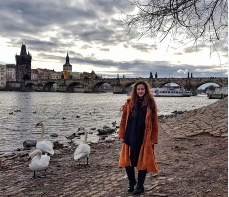 ESKİ ÇAĞ MASALI : PRAG