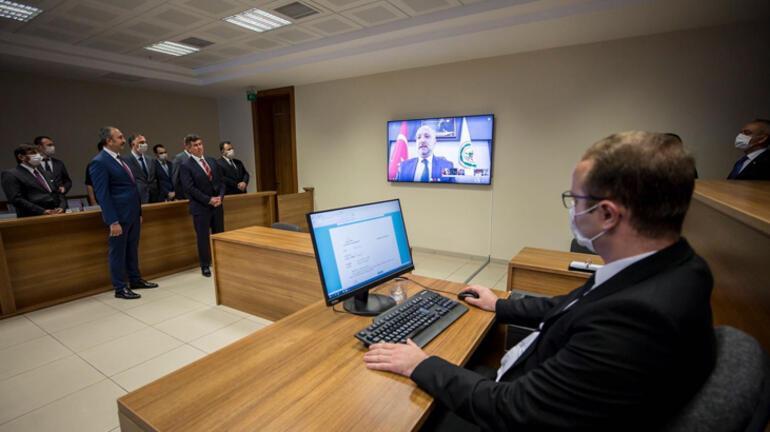 Bakan Gül duyurdu Yargıda e-duruşma dönemi başlıyor
