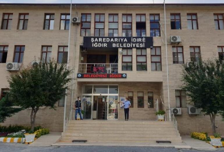 Son dakika Vali açıkladı Rüşveti belediye kasasına koymuşlar...