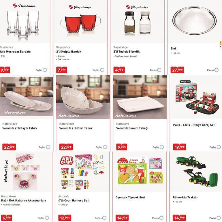 BİM kataloğu  Alışveriş listeniz için BİM aktüel  ürünleri - fiyatları haberimizde