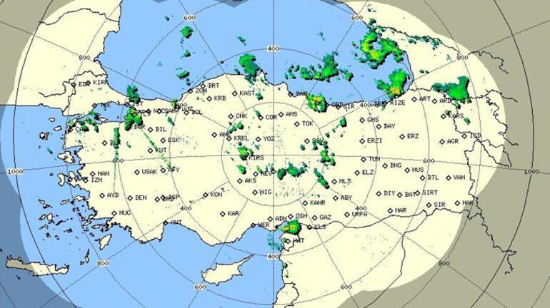 Son dakika... Meteoroloji uyardı Flaş hava durumu açıklaması