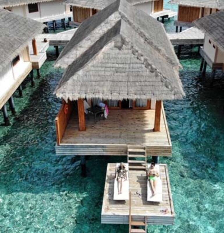 Maldivlerde rüya gibi 5 gün