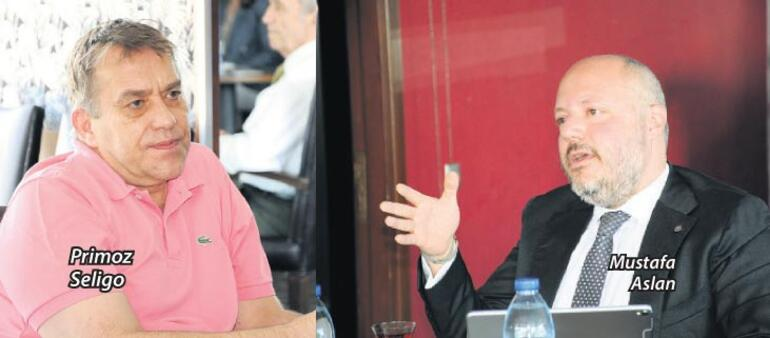 Slovenya-İzmir dostluğu pekişti