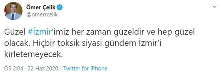 Son dakika...İzmir bayrağı ve İzmir parası açıklamasına peş peşe tepkiler