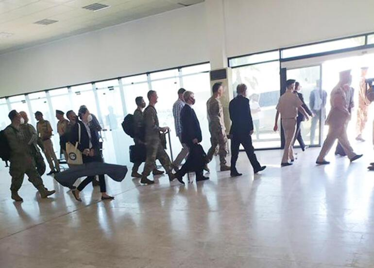 Son dakika... ABDliler indi, gözler Libyaya çevrildi Kritik buluşma...